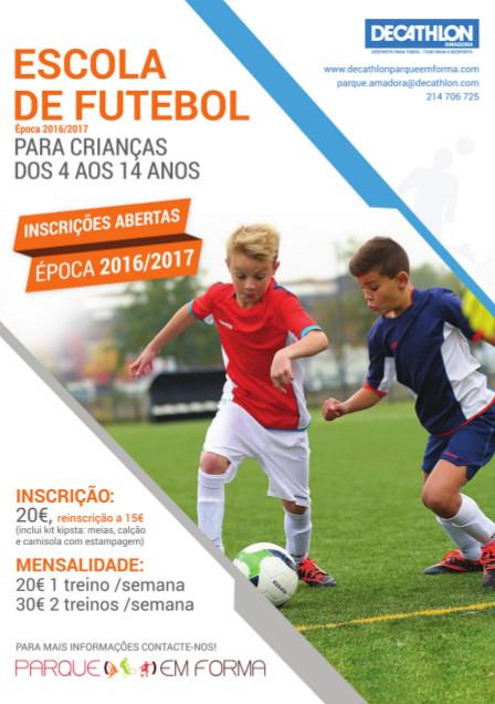 bf81fd626b Escola de futebol