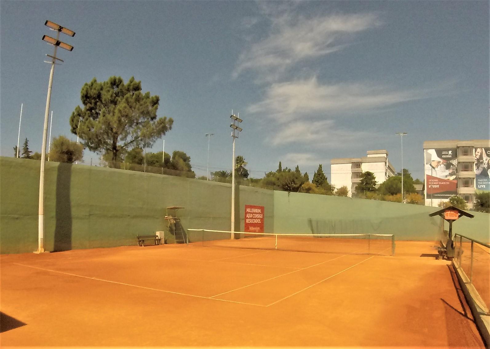 Clube de tenis do estoril